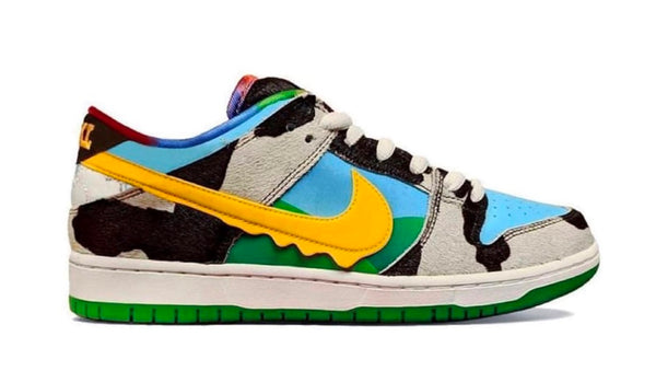 Nike SB X Ben and Jerry's Dunk Low Pro QS Chunky Dunky (Ships August+) - BONUS