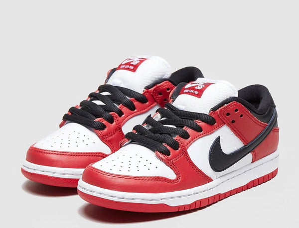 Nike Dunk Low SB Pro J-Pack Varsity Red BQ6817-600 (1rst Time JPackDunk Order)(NO Store Credit)(Ship Nov+) - BONUS