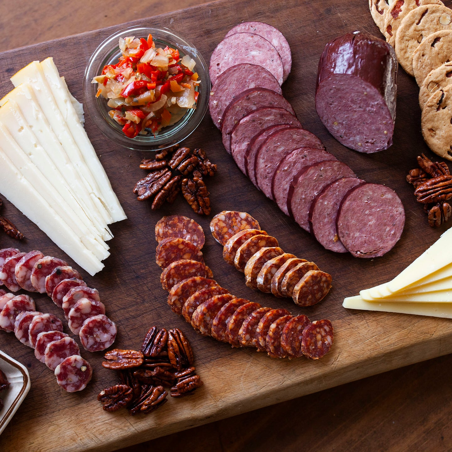 QUALITY CHARCUTERIE