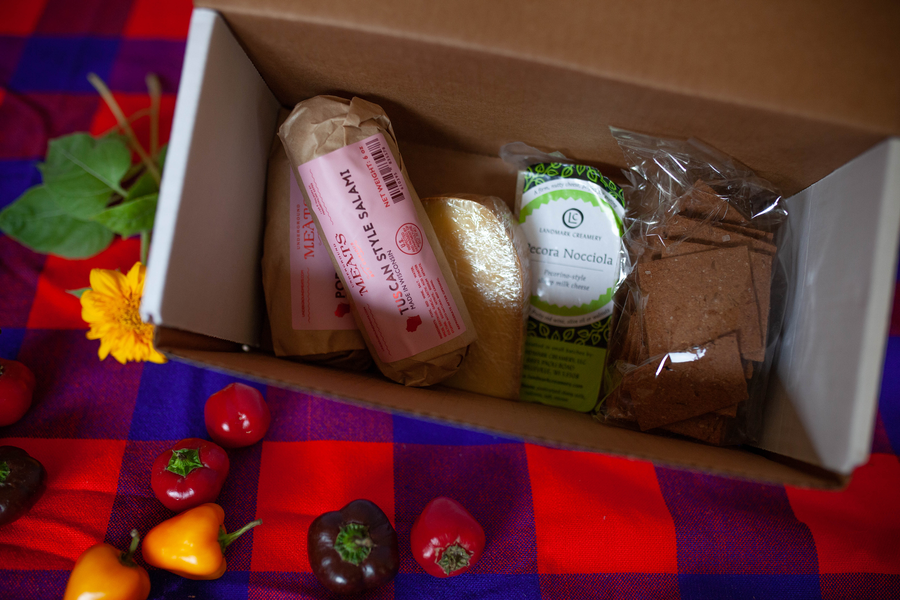 Mini Holiday Box