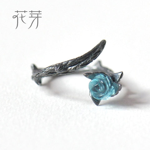 Wicked Rose Rings