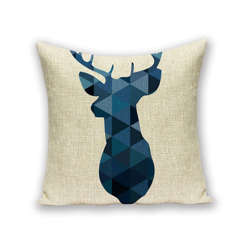 Wild Side Throw Pillow Covers