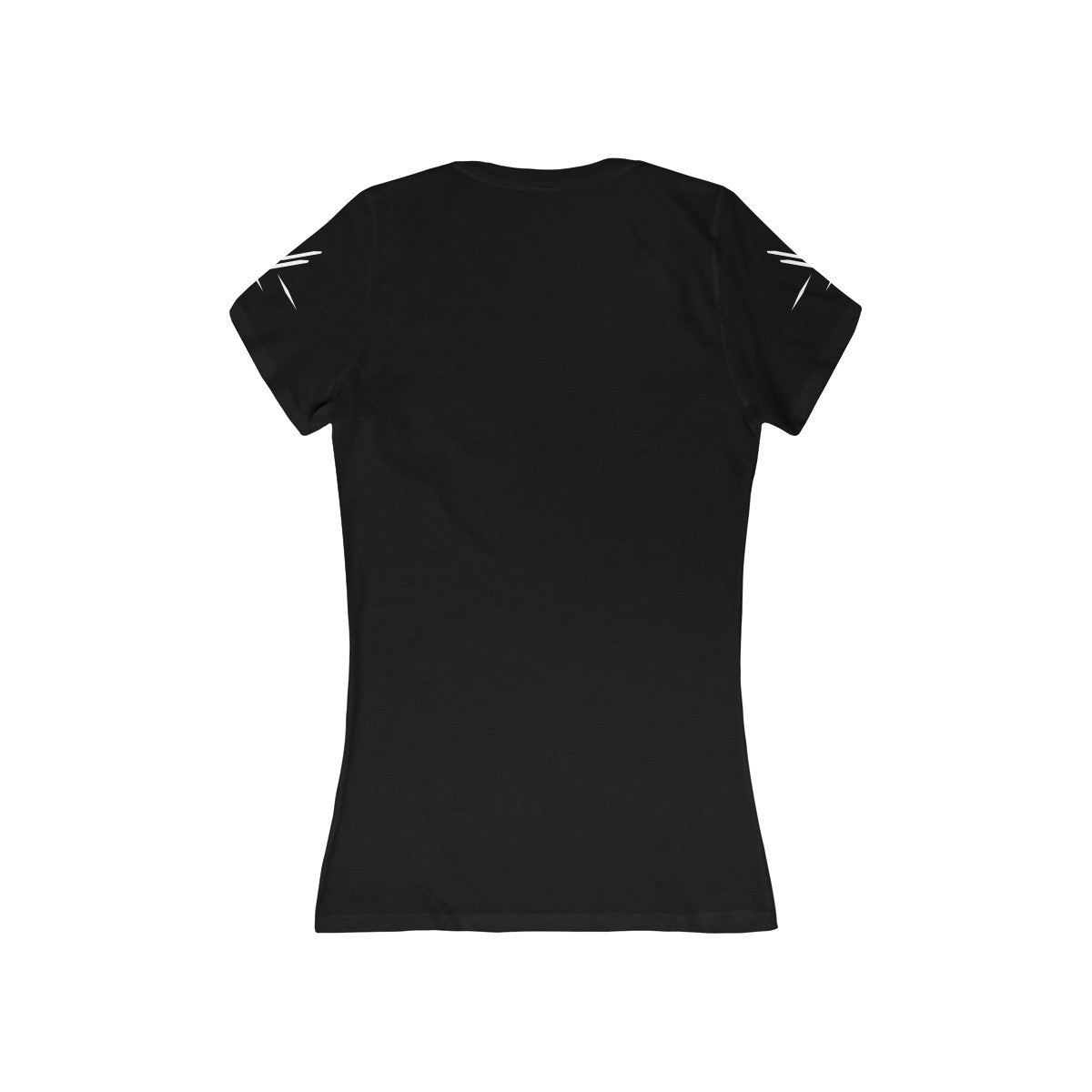 Endvade Women's Deep V-Neck Tee