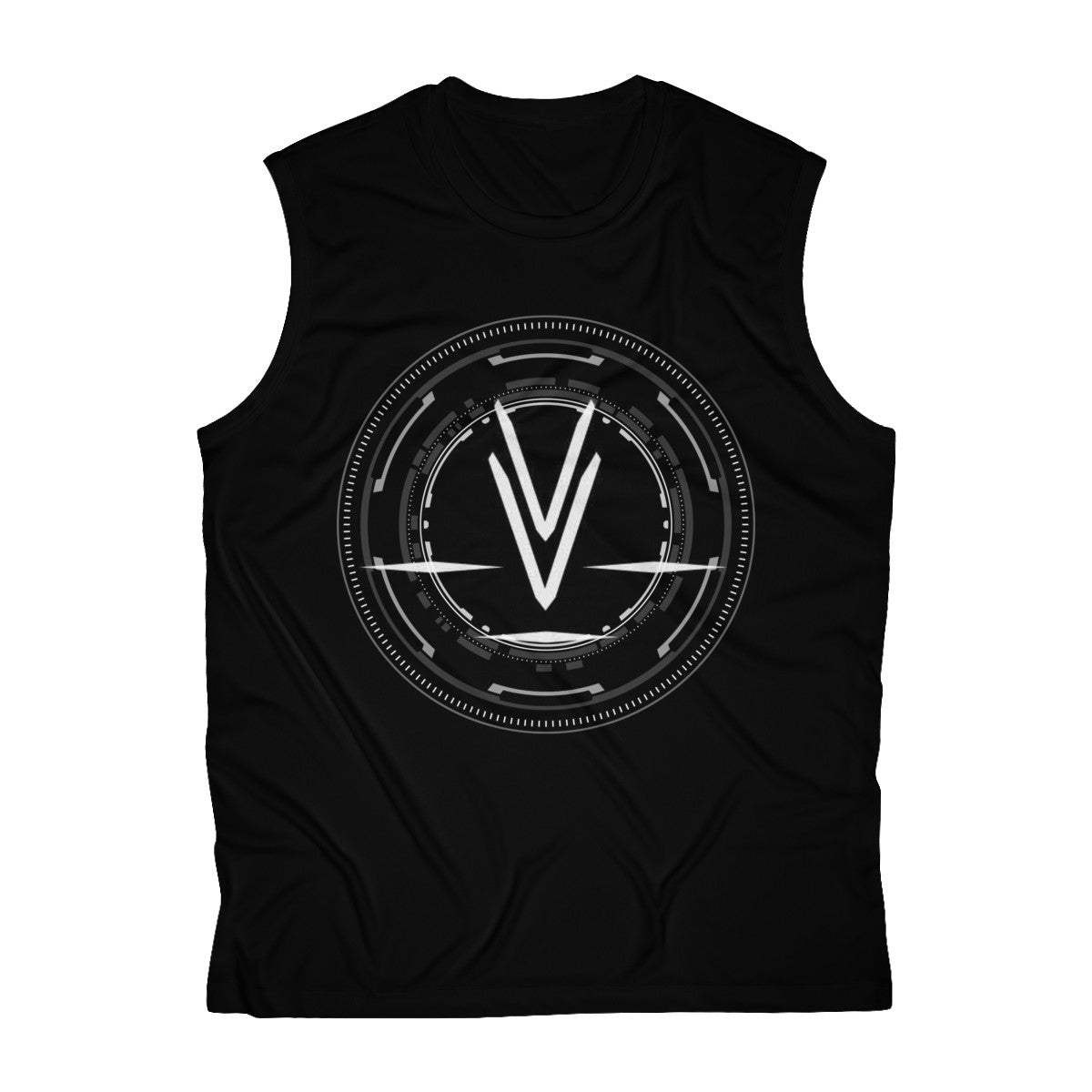 Endvade Men's Sleeveless Performance Tee Hud Design