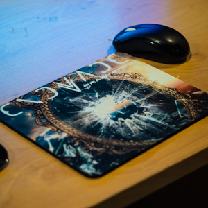 Mousepad Fragments Artwork