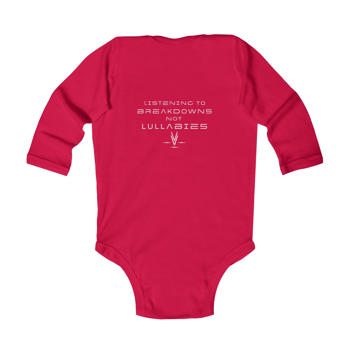 Endvade mini human Long Sleeve Bodysuit