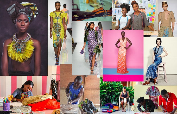 ITC: Fashion Design from Africa 2015