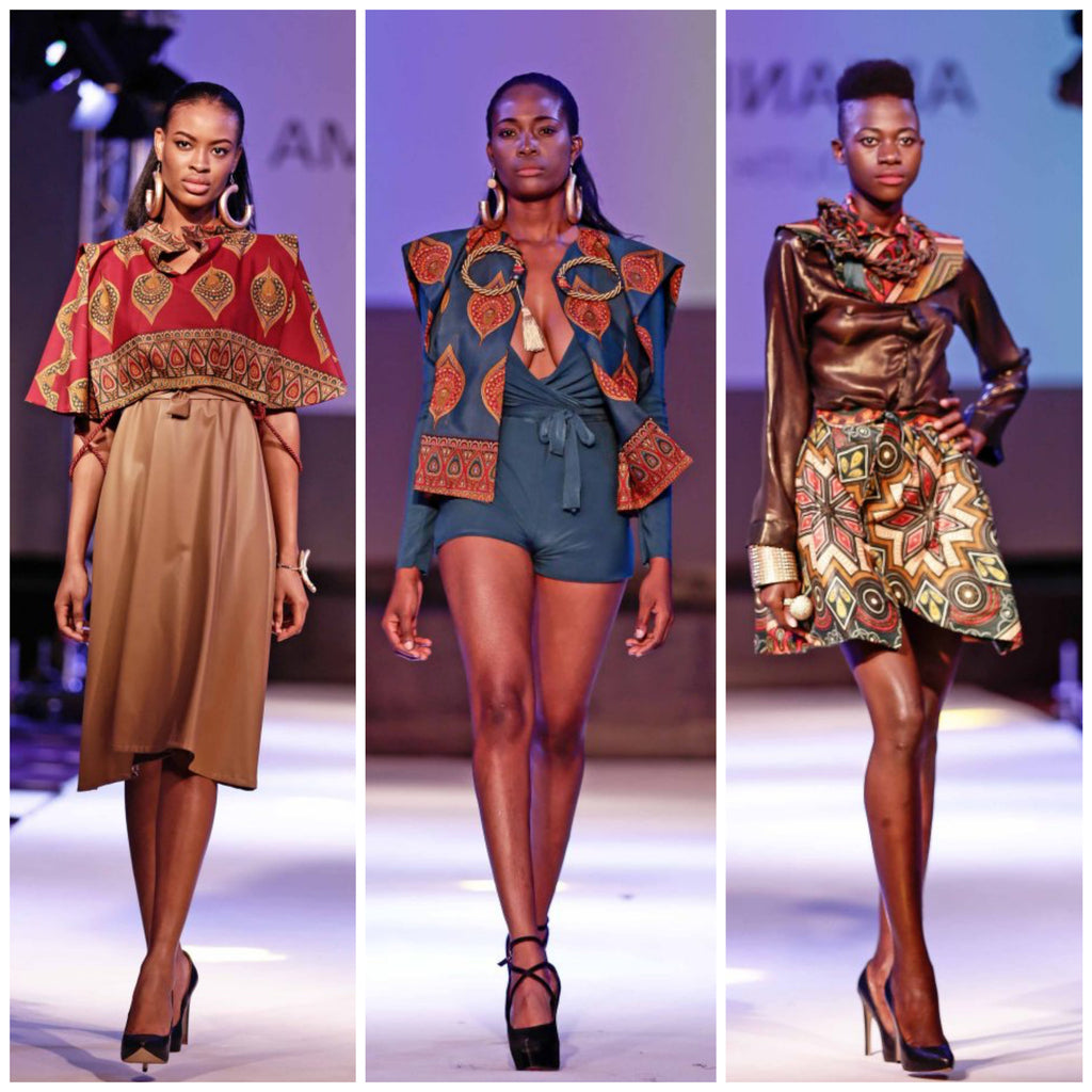 Top Runway Looks at #GFDW2015