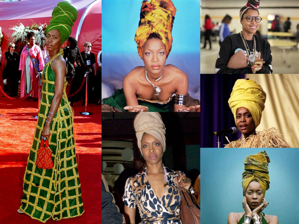 Style Icon: Bold and unapologetic fashion flare of Erykah Badu