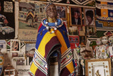 From Homes to Cars: How Esther Mahlangu Took Ndebele Art Global