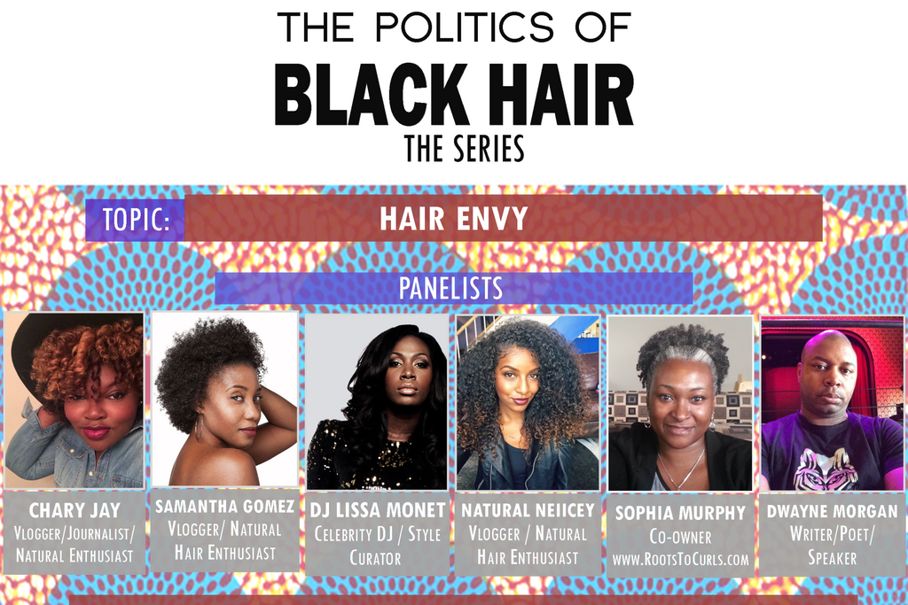 Pop-up Shop: The Politics of Black Hair