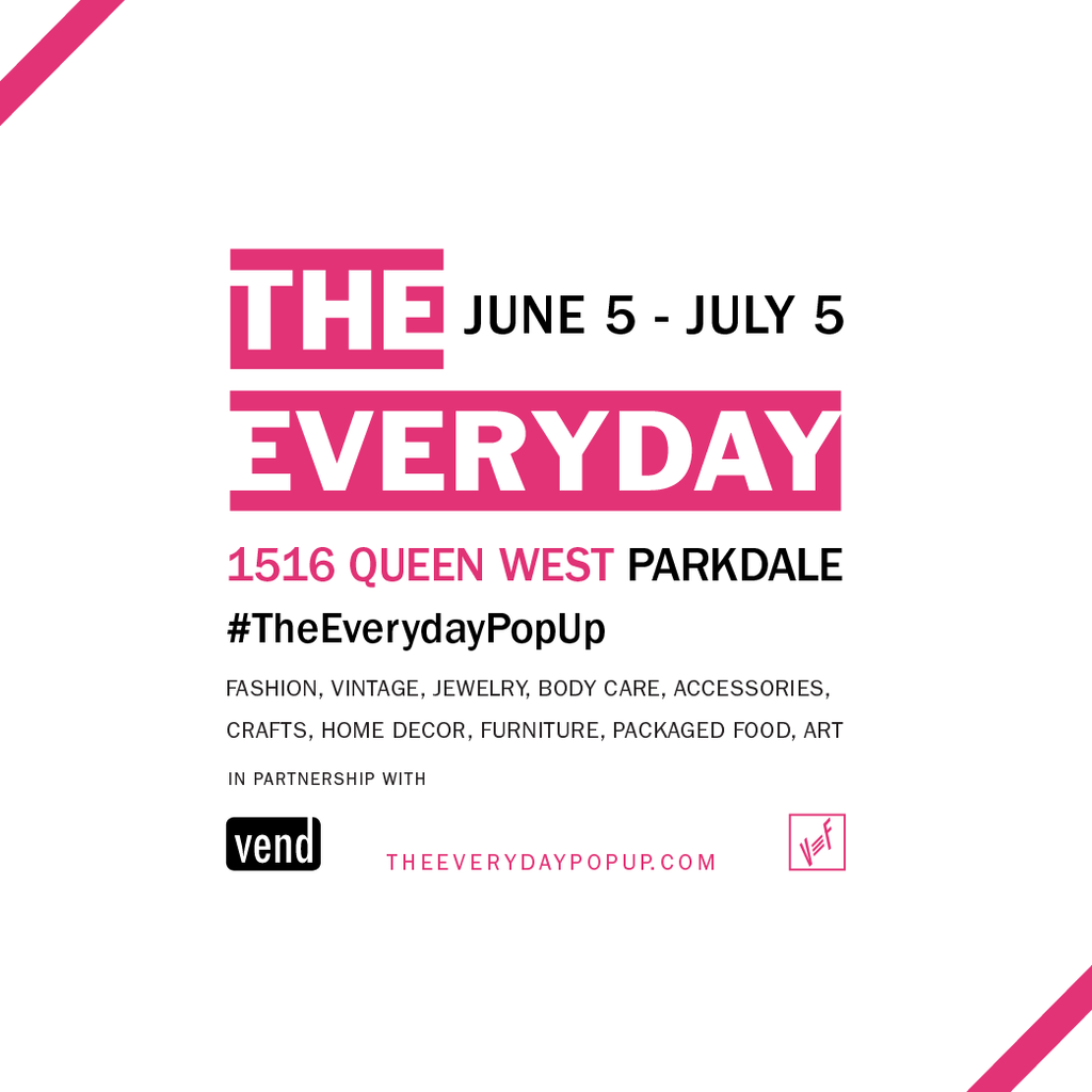 Pop-up Shop: The Everyday (June)