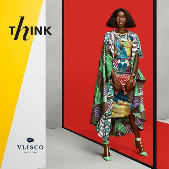 The Think collection by Vlisco