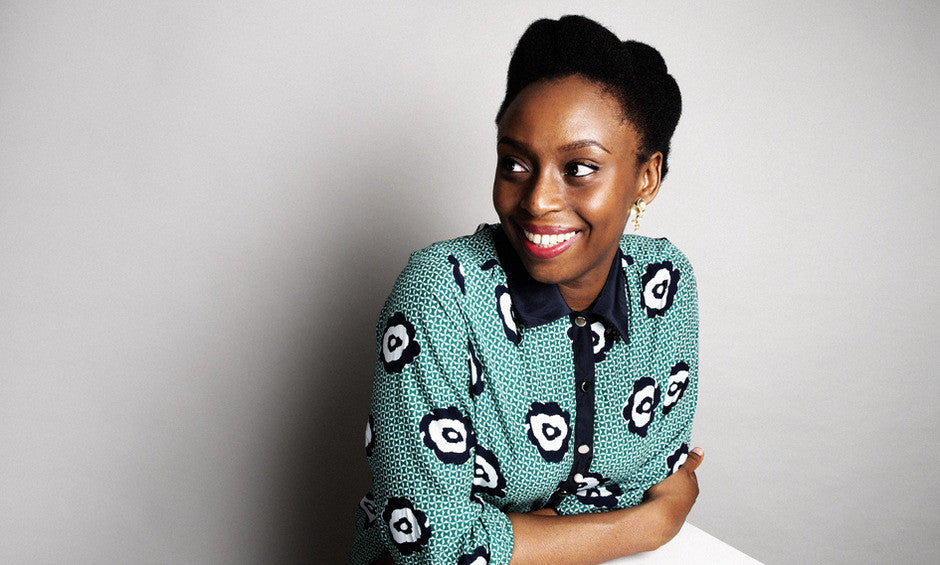 Chimamanda: Intelligent & Stylish