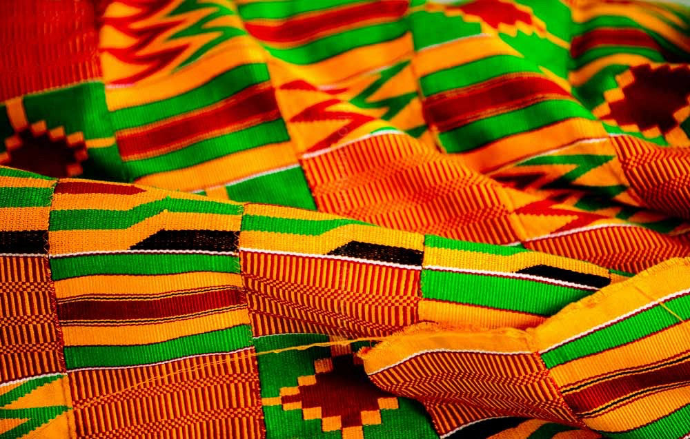 African Fabrics 101: Kente Cloth