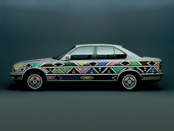 BMW 525i Art Car