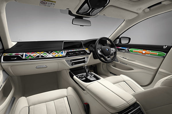 Art Car BMW 7 Series
