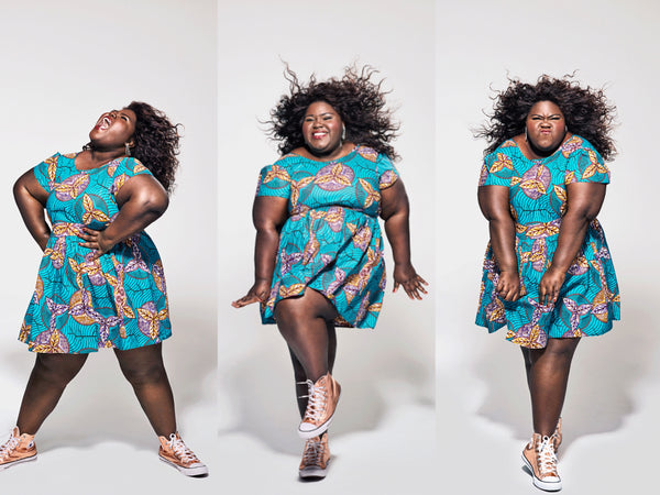 Gabourey Sidibe in Grassfields
