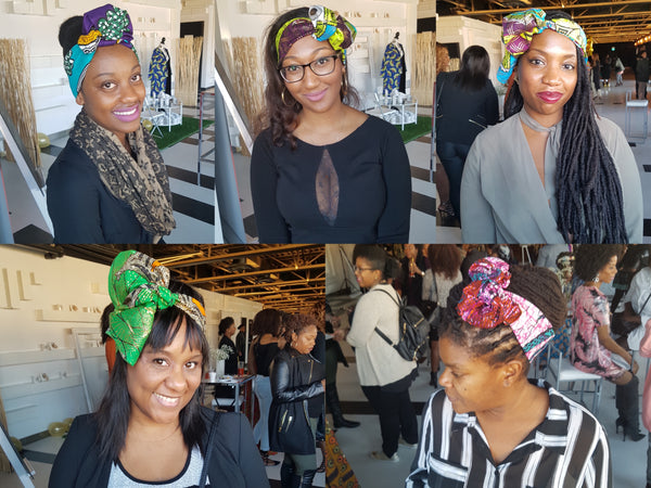 Headwraps at #BBBFBG