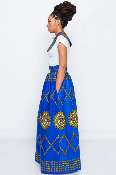 Shop Kuwala.co for the Adison Lisa Maxi Skirt by Kaela Kay