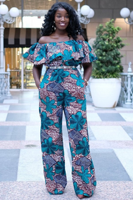 Shop Kuwala.co for the Alexis Jumpsuit by Melange Mode