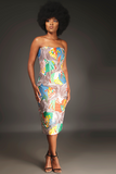 Shop Kuwala.co for the Amo Floral dress by House of uBuhle