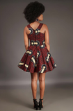 Shop Kuwala.co for the Anathi Criss-Cross dress by House of uBuhle