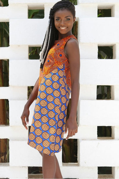 Shop Kuwala for the Asymmetrical Hem Dress by KIKI Clothing