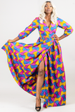 Shop Kuwala for the Bantu Wrap Dress by Missbeida