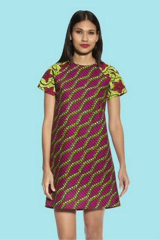 Shop at Kuwala for the Shift Dress with Sleeves by KIKI Clothing - 1