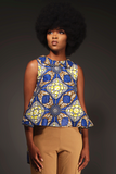 Shop Kuwala.co for the Buswa High-Low top by House of uBuhle