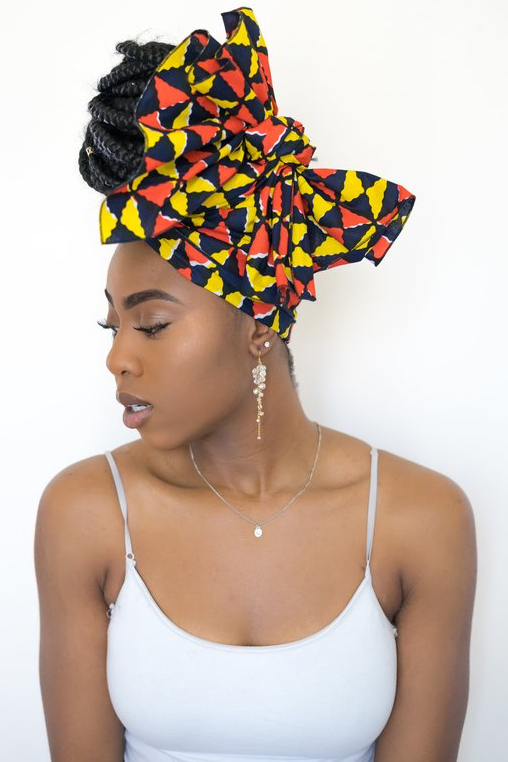 Shop Kuwala.co for the Butterfly Headwrap by Thrifty Upenyu