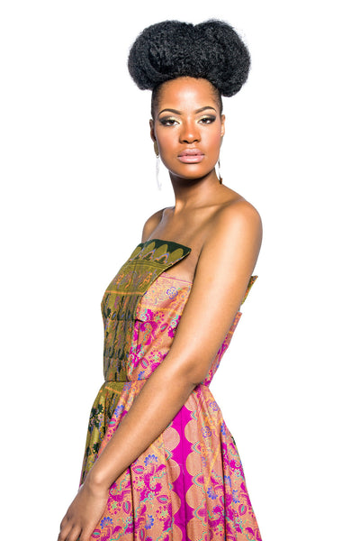 Shop Kuwala.co for the J'adore Dress by ZNA.K DESIGNS