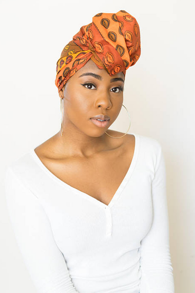 Shop Kuwala.co for the Cowrie Shell Headwrap by Thrifty Upenyu
