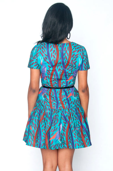 Shop Kuwala.co for the Cecilia Dress by Njema Helena