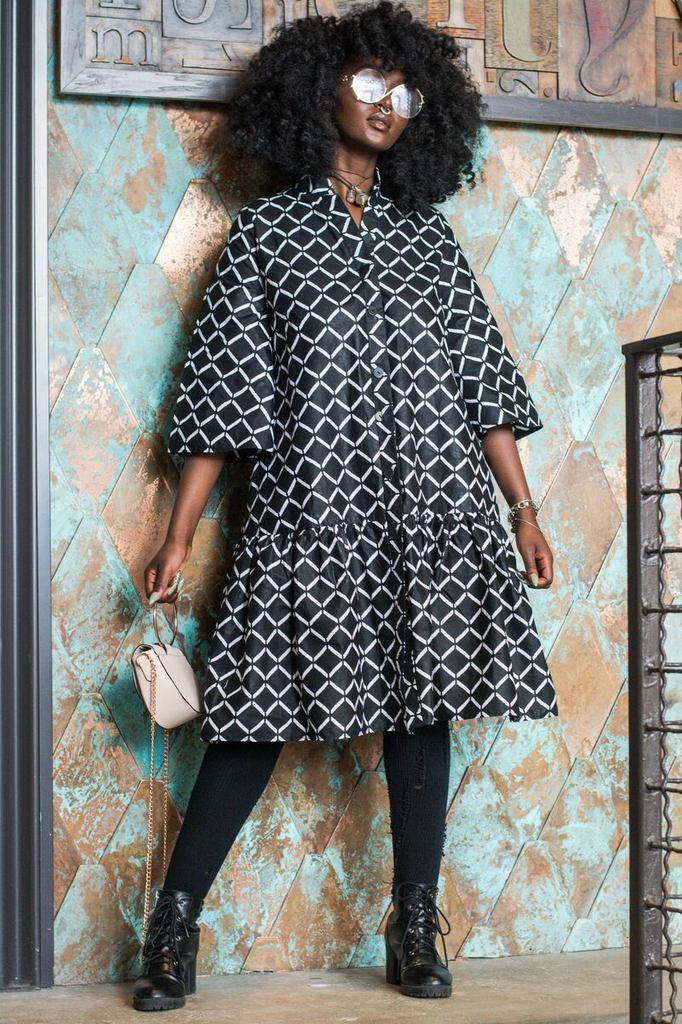 Shop Kuwala.co for the Dola Dress Coat by House of uBuhle