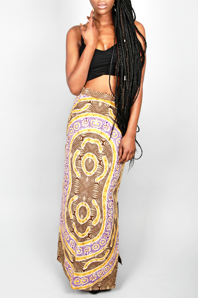 Shop Kuwala.co for the Duakor Skirt (Tribal) by Akwan2fo