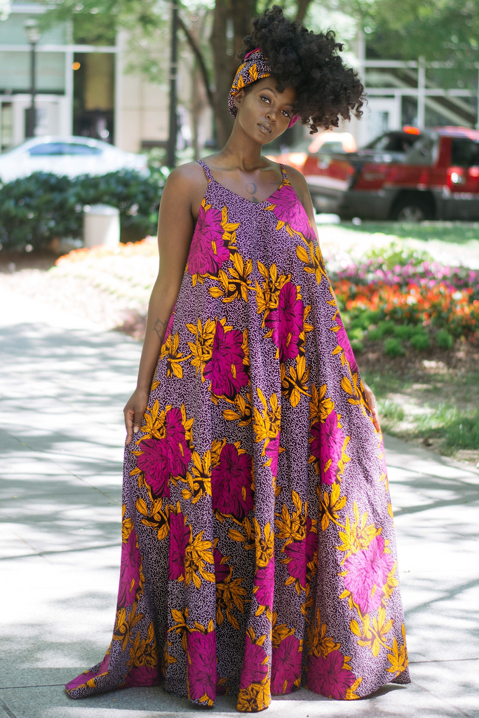 Shop Kuwala.co for the Eden Maxi Dress by House of uBuhle