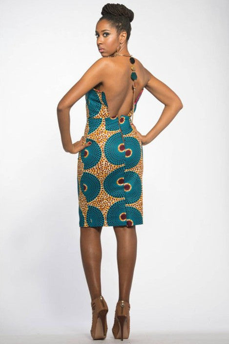 Shop Kuwala.co for the Circil Dress by ZNAK DESIGNS