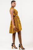 Shop Kuwala.co for the Freestyle Dress by Missbeida