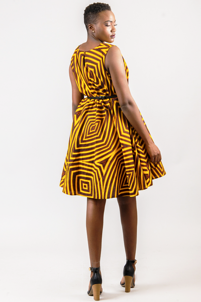 Shop Kuwala for the Freestyle Dress by Missbeida