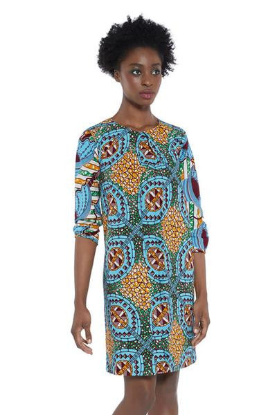 Shop Kuwala for the Inverted Pleat Dress by KIKI Clothing