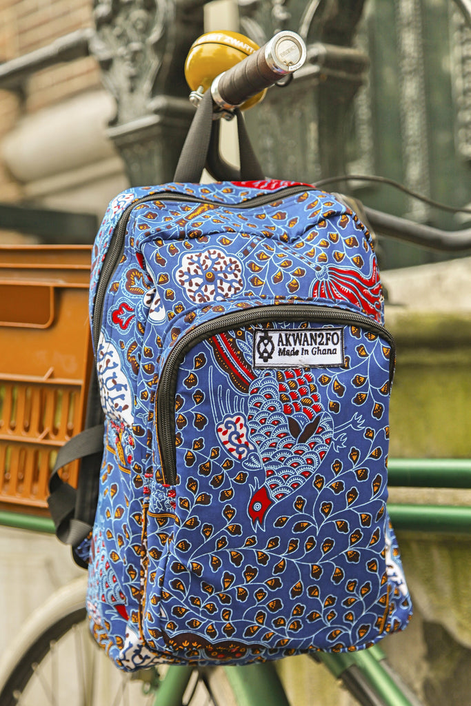 Juaso Bag (Blue) - Kuwala