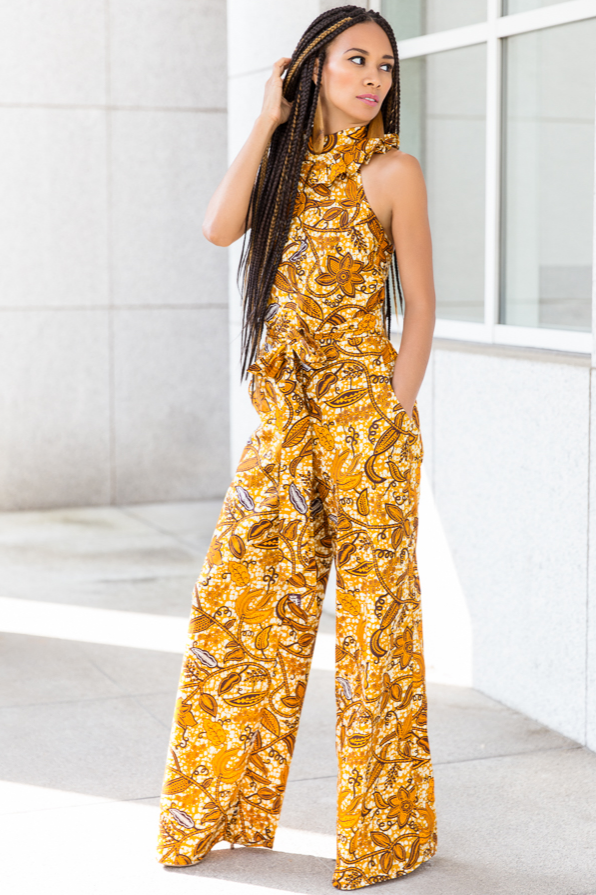 Shop Kuwala.co for the Kennedy Jumpsuit by Melange Mode