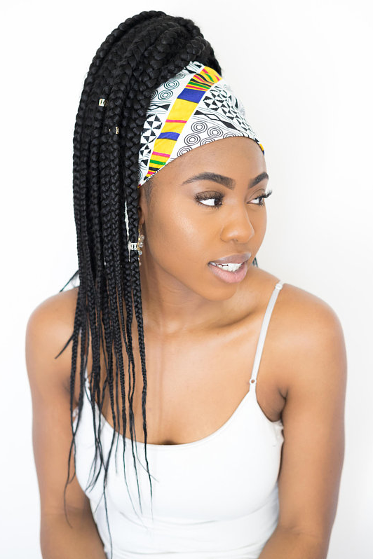 Shop Kuwala.co for the Kente Chic Headwrap by Thrifty Upenyu