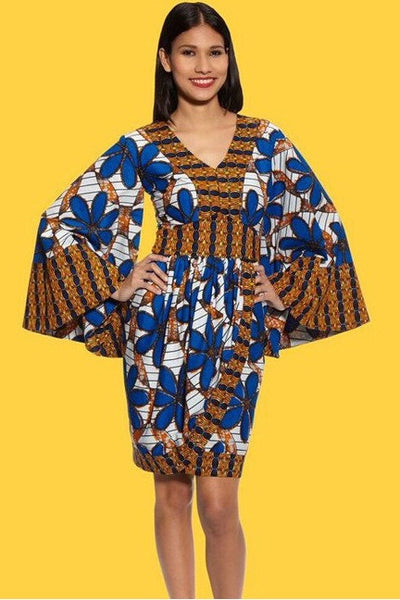 Shop Kuwala for the Kimono Drape Dress by KIKI Clothing