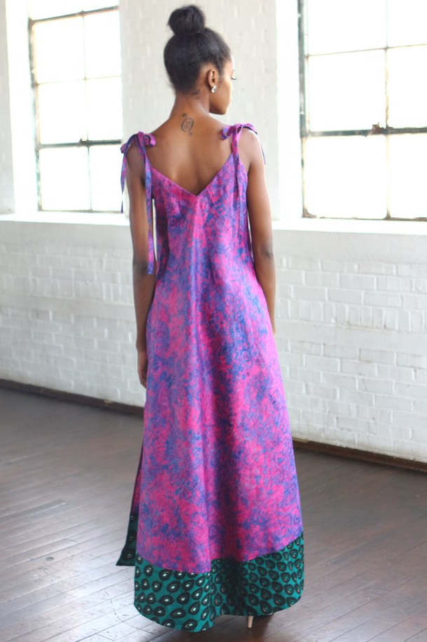 Shop Kuwala.co for the Kona Gown (Royal Pink) by suakoko betty