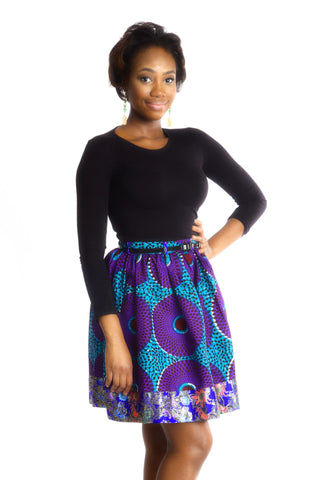 Shop at Kuwala for the Yopa Skirt by Poqua Poqu - 1