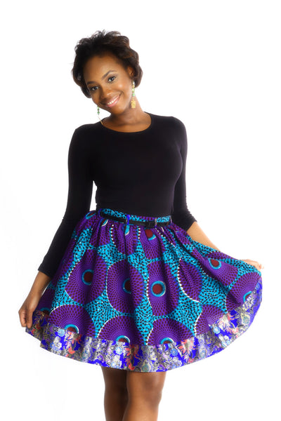 Shop Kuwala.co for the Yopa Skirt by Poqua Poqu
