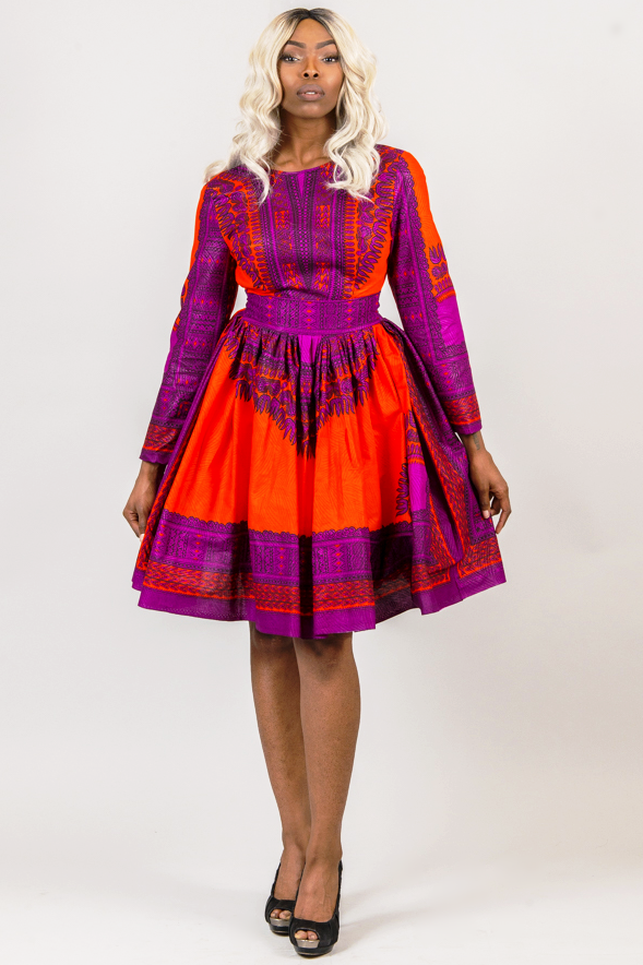 Shop Kuwala.co for the Maisha Dress by Missbeida